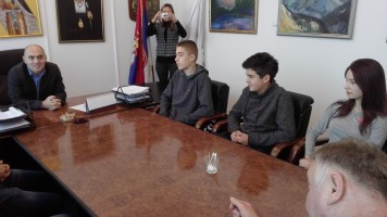 ОБЕЛЕЖЕН МЕЂУНАРОДНИ ДАН ВОЛОНТЕРА